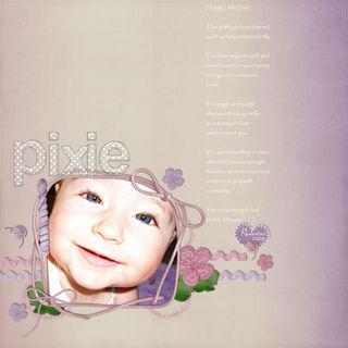 Peekaboo pixie pg2