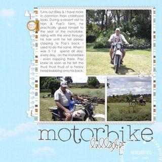 Motorbike lullaby 72